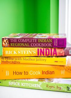 As a cooking instructor specializing in East Indian cuisine, I get asked for my cookbook recommendations all the time. While a lot of my recipes come straight from my family, or through oral traditions, there are a few cookbooks I refer to when I need to look up something or to get a basic recipe for a dish from a different region of India. Read on to find out my top five books that will teach you all you need to begin to discover this ancient cooking culture for yourself.