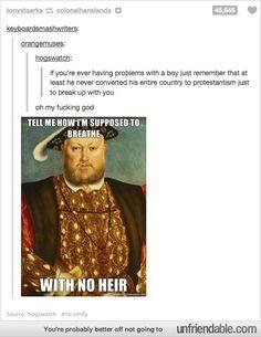 History joke