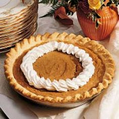 Harvest Sweet Potato Pie .    Just made this, and it turned out great!!  Delicious!!  =)  -- Karina