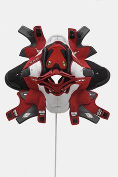"Brian Jungen, ""Prototype for New Understanding #22"", 2005, Nike Air Jordans"