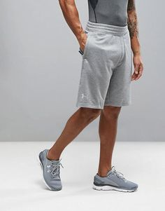 Under Armour Mens XL Gray Loose Fit Tech 10