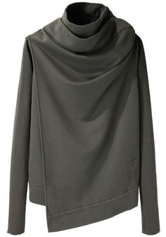 I love it! waiting for it to go on sale.....Wrap Cardigan by D RK SH D W by Rick Owens
