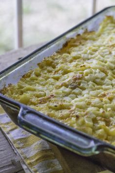 Cheesy hash brown casserole in its simplest form and most outstanding flavor is warm, cozy and filling to your toes.