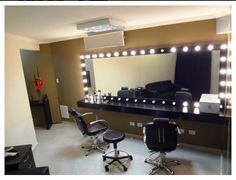 Sala de Maquiagem                                                                                                                                                                                 Mais