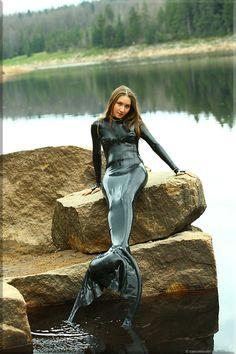 Latex Mermaid