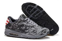 """Nike Air Max SP """"Moon Landing"""" Black Grey Mens Trainers Very innovative style, in color work is also very beautiful, looks very nice. Mens Trainers, Nike Air Max Trainers, Nike Sneakers, Air Max Sneakers, Zapatos Air Jordan, Air Jordan Shoes, Nike Free Shoes, Nike Shoes, Air Max 90 Lunar"""