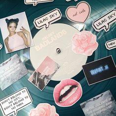Halsey Stickers