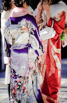 Beautiful Kimonos