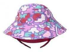 The North Face Kids Baby Sun Bucket 13 (Infant) (Paisley Purple Desert Camo Print) Bucket Caps