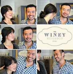 Young and Kenneth's Winey Neighbor: A Boutique Wine Shop in Brooklyn