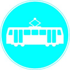 953-1 Trams only £0.99 #signs #traffic #road #UK