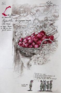 Une bretagne par les contours/ Morlaix, Yann Lesacher