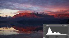 Leggere l'istogramma per ottenere la corretta esposizione nella fotografia digitale #tutorial #clickalps #cuzzolino #DolomitiHeart