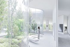Gallery - Hiroshi Senju Museum / Ryue Nishizawa - 1