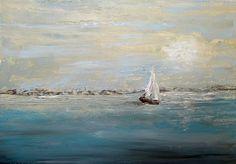 Malarstwo marynistyczne, obrazy by Sylwia Michalska