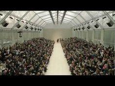 Burberry Prorsum Womenswear Autumn/Winter 2012 Show