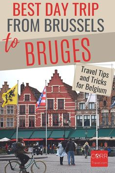 One Day in #Bruges is enough to see the top sights using my Bruges 1 day itinerary. Top travel itinerary and travel tips and tricks ideal for your over 40 travel and solo travel Bruges day trip from #Brussels #Belgium. By @CORRTravel #CORRTravel Travel Tips and Tricks   Travel Itinerary   International Travel Tips   Belgium Travel Guide   Europe Travel Guide   Travel Planning   Budget Travel Tips   Over 40 Travel Solo Travel Tips, Europe Travel Guide, Budget Travel, Travel Destinations, Planning Budget, Trip Planning, International Travel Tips, By Train, Bruges