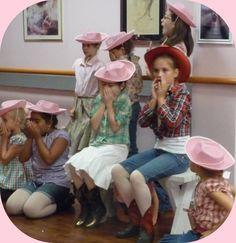 Summer Dance Musical Theater Program