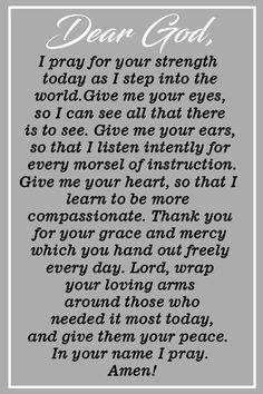 Powerful Morning Prayer for Blessings Every Morning - The Catholic Herald Prayer Scriptures, Bible Prayers, Faith Prayer, God Prayer, Lent Prayers, Bible Verses, Powerful Morning Prayer, Good Morning Prayer, Morning Prayers