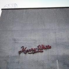 Henry White ghost sign, Dublin
