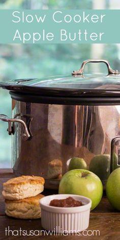 slow cooker apple butter slow cooker apple butter more crockpot dish ...