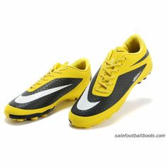 more photos 26d20 5a415 Nike Hypervenom Phantom TF With Yellow Black White  61.99