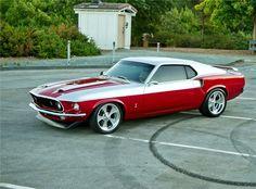 Beautiful red Ford Mustang - Zeckford.com #ZeckFord #MustangMonday