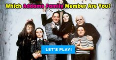 Which Addams Family Member Are You?