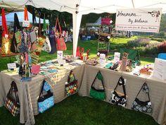 Image result for bag display craft show