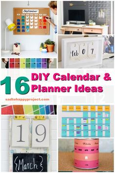 These 16 Easy DIY Ca
