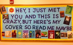Kira Snyder, author of Parish Mail series has revealed the cover of her… Reading Bulletin Boards, Bulletin Board Display, Classroom Bulletin Boards, Classroom Decor, Library Lessons, Reading Lessons, Beginning Of The School Year, First Day Of School, Teaching Activities