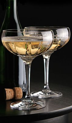 Marquis By Waterford Ashbury Saucer Champagne Pair
