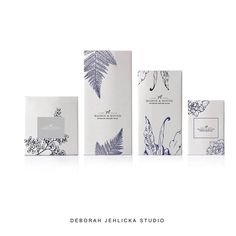 Thrilled to be launching my new packaging design set!!