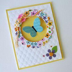 Card: Butterfly Card