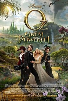 Oz: The Great & Powerful - loved it, but what did you think?