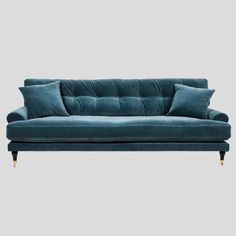 Blanca sofa is crafted using luxurious Italian velvet, made from 100% cotton. Scandinavian design. MeliMeli Velvet Furniture, Free Fabric Samples, Clothes Steamer, Design Fields, Velvet Sofa, Seat Pads, Wooden Flooring, Scandinavian Design, Seat Cushions