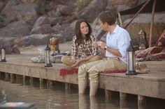 Lachsfischen im Jemen - Concorde Home Entertainment (Ewan McGregor / Emily Blunt)