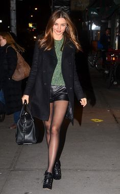 Miranda Kerr Cocktail Dress - Miranda Kerr Looks - StyleBistro