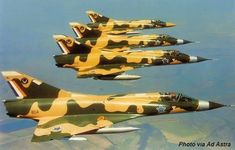 — enrique262: South African air force, Mirage...