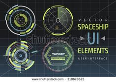 Image result for circular icons games HUD