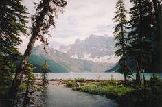 Nephren Lake, Canada