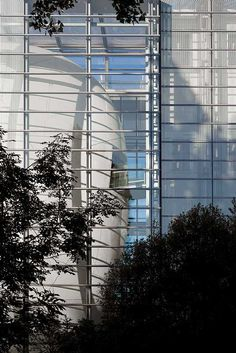 Darwin Centre phase II C.F. Møller. Photo: Torben Eskerod