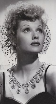 """Lucille Ball (Born: Lucille Désirée Ball - August 6, 1911 - Jamestown, NY, USA; Died: April 26, 1989 - Beverly Hills, CA, USA) as Lucille Esmeralda """"Lucy"""" McGillicuddy Ricardo on """"I Love Lucy"""" & """"The Lucy-Desi Comedy Hour""""; Lucille """"Lucy"""" Carmichael on """"The Lucy Show""""; Lucy Carter on """"Here's Lucy"""""""