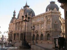 Ayuntamiento de Cartagena Spain