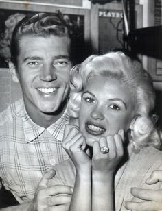 Mickey Hargitay and Jayne Mansfield, I'll never forget hearing about her horrible death while in 5th grade