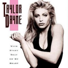 Taylor Dayne - With Every Beat of My Heart [Official Music Video] https://wp.me/p4nJGM-meU