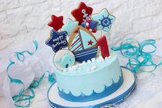 Мечты ✨и увлечения⛵️...  Взрослые и совсем детские... Всем им есть место на праздничном тортике‼️