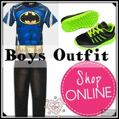 For this great outfit visit website  & browse BOYS and Kids Footwear ➡ www.iwantonetrend.com/?iwot=Emmalou