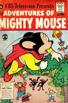 mighty mouse a fight to the finish - Google Search