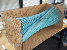 3d yarn art - Google Search